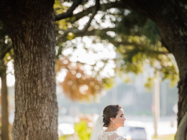 Heather and Curtis's Wedding in Tampa, Florida 19