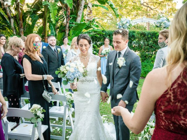 Heather and Curtis's Wedding in Tampa, Florida 28