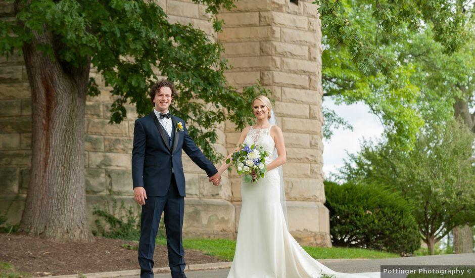 Kyle and Brittany's Wedding in Cincinnati, Ohio