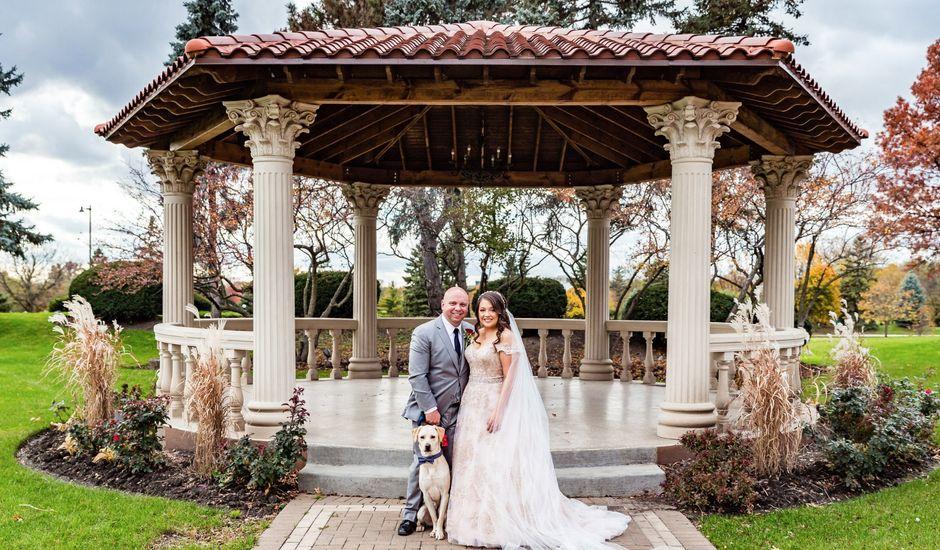 Michael and Lindsay's Wedding in Oak Brook, Illinois