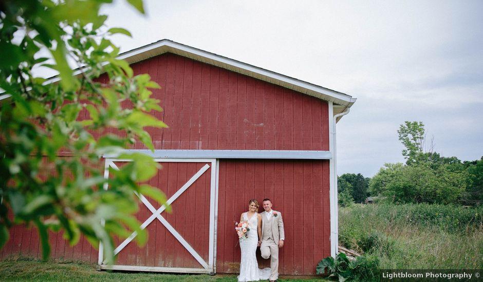 Kaylee and Rob's Wedding in Ashtabula, Ohio