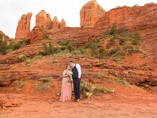 The wedding of Barbara and Jorge