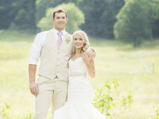The wedding of Ryan and Ashley 1