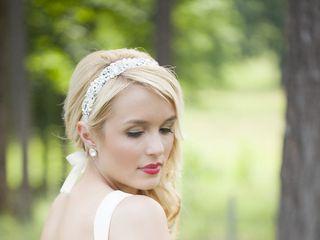 Ashley and Ryan's Wedding in Valley Head, Alabama 4