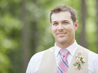 Ashley and Ryan's Wedding in Valley Head, Alabama 5