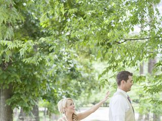 Ashley and Ryan's Wedding in Valley Head, Alabama 6