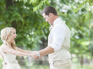 Ashley and Ryan's Wedding in Valley Head, Alabama 7
