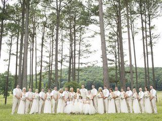 Ashley and Ryan's Wedding in Valley Head, Alabama 8