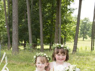 Ashley and Ryan's Wedding in Valley Head, Alabama 10