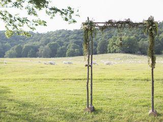 Ashley and Ryan's Wedding in Valley Head, Alabama 12