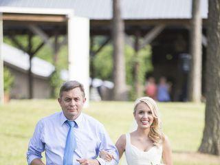 Ashley and Ryan's Wedding in Valley Head, Alabama 15