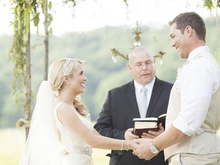Ashley and Ryan's Wedding in Valley Head, Alabama 16