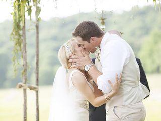 Ashley and Ryan's Wedding in Valley Head, Alabama 17