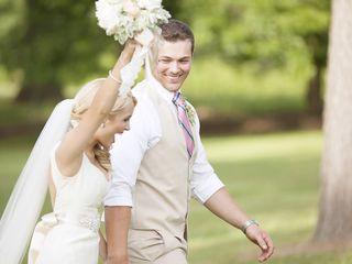 Ashley and Ryan's Wedding in Valley Head, Alabama 18