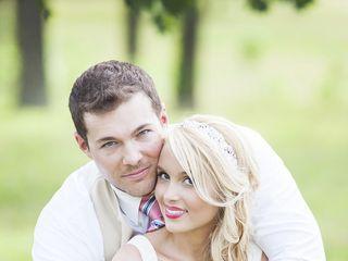 Ashley and Ryan's Wedding in Valley Head, Alabama 20