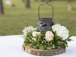 Ashley and Ryan's Wedding in Valley Head, Alabama 23