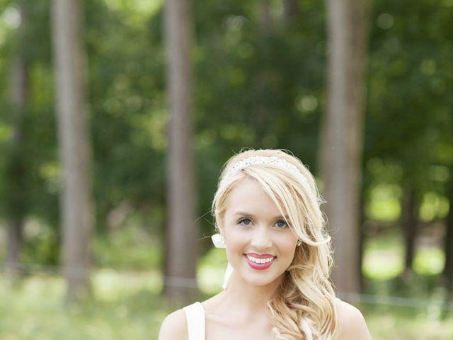 Ashley and Ryan's Wedding in Valley Head, Alabama 2