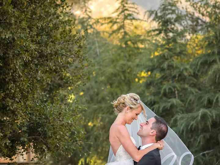 The wedding of Chris and Lauren