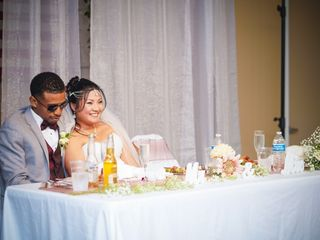 The wedding of Angela and Isaiah 2
