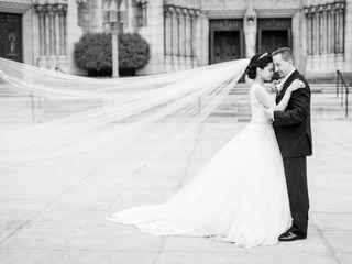 The wedding of Madelene and Edward 2