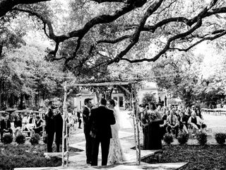 The wedding of Haileigh and Andrew 1