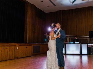 The wedding of Nick and Megan 2