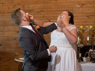 The wedding of Sarah and Justin 2