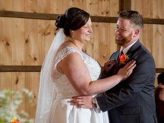 The wedding of Sarah and Justin 3