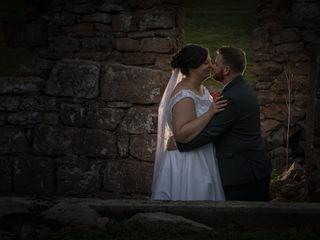 The wedding of Sarah and Justin
