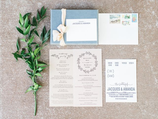 Jacques and Amanda's Wedding in Los Angeles, California 1