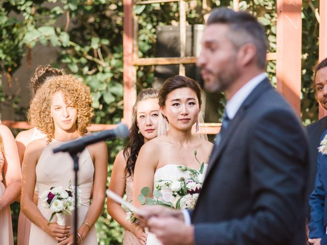Jacques and Amanda's Wedding in Los Angeles, California 9