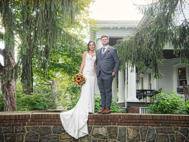 Jason and Stephanie's Wedding in Washingtonville, New York 1