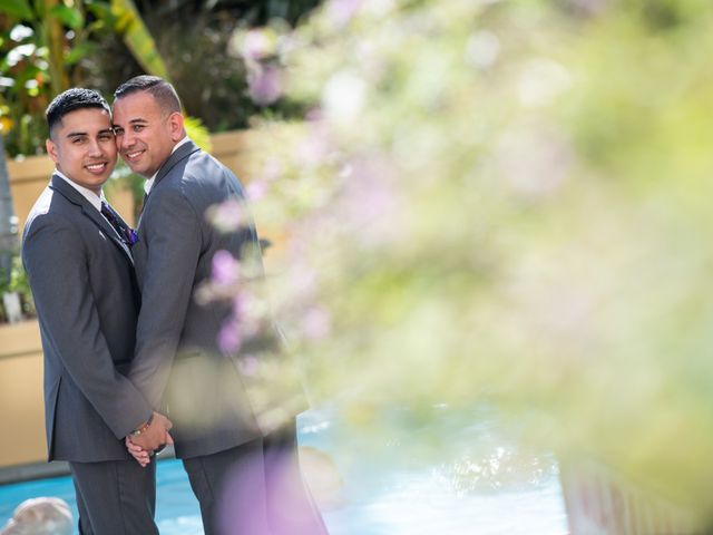 Roman and David's Wedding in Long Beach, California 2