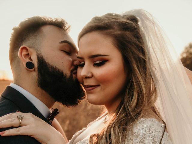 Jordan and Shelby's Wedding in Broken Arrow, Oklahoma 1