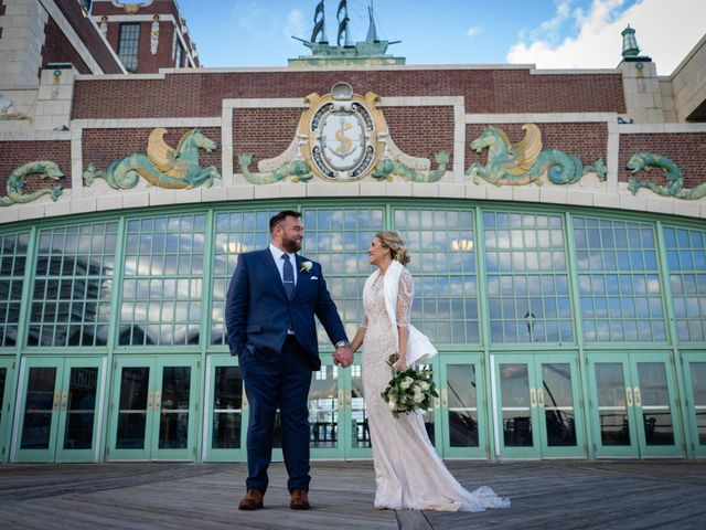 Peter and Donille's Wedding in Asbury Park, New Jersey 2