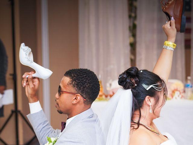 Isaiah and Angela's Wedding in Edgewood, Maryland 7