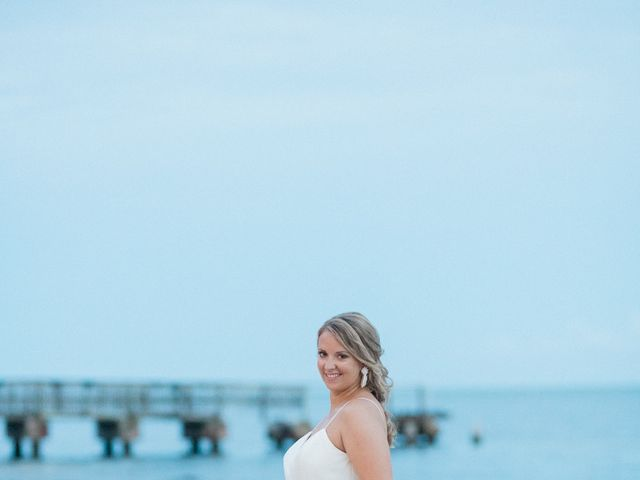 Thomas and Meagan's Wedding in Key West, Florida 6