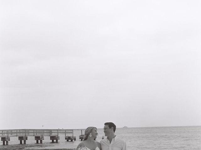 Thomas and Meagan's Wedding in Key West, Florida 8