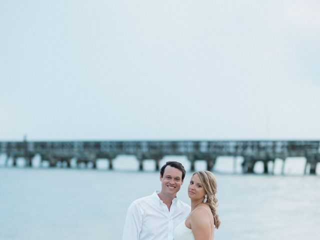 Thomas and Meagan's Wedding in Key West, Florida 9
