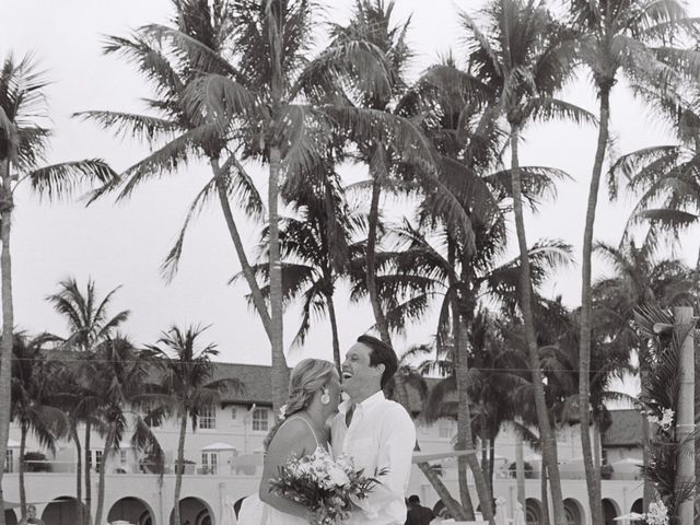 Thomas and Meagan's Wedding in Key West, Florida 12