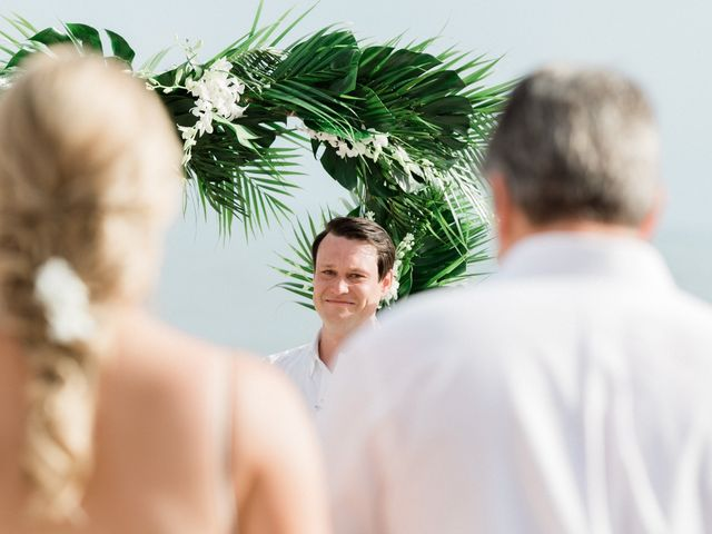 Thomas and Meagan's Wedding in Key West, Florida 37