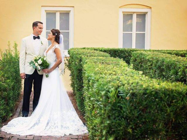 The wedding of Natasha and Jordan