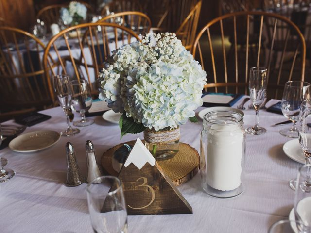 Jonathan and Anne's Wedding in Windham, New York 6