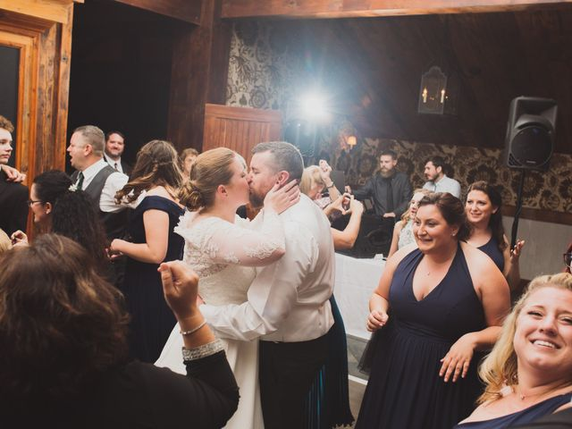 Jonathan and Anne's Wedding in Windham, New York 7