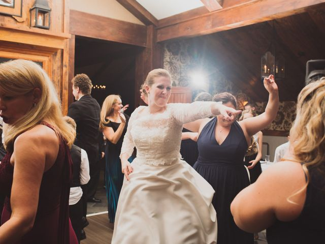 Jonathan and Anne's Wedding in Windham, New York 9