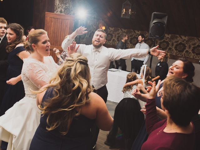 Jonathan and Anne's Wedding in Windham, New York 10