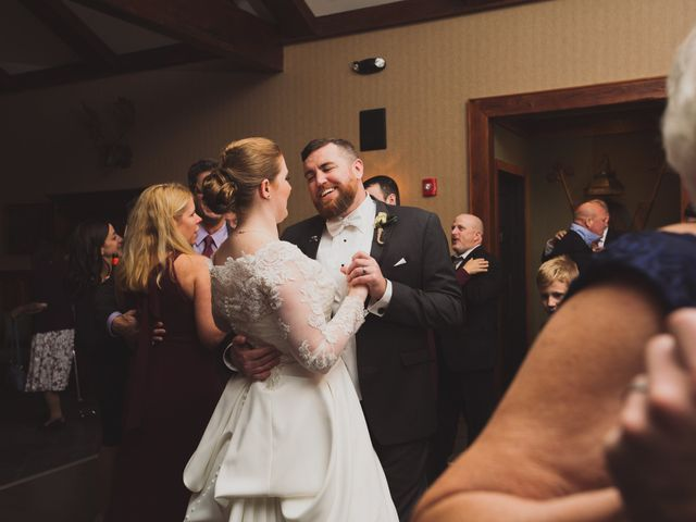 Jonathan and Anne's Wedding in Windham, New York 11