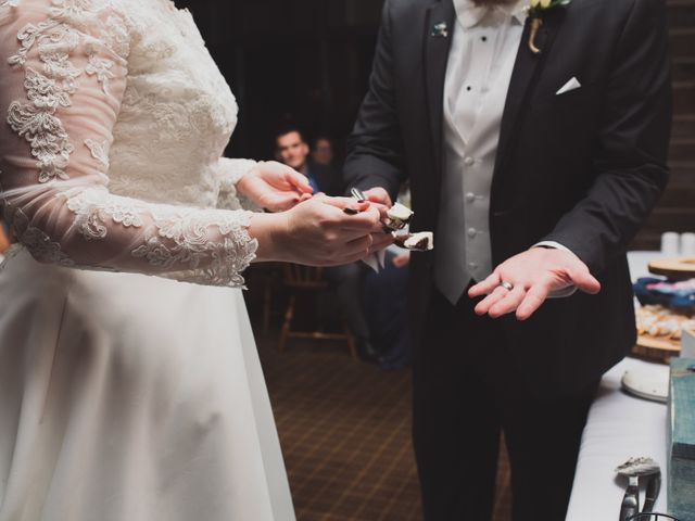 Jonathan and Anne's Wedding in Windham, New York 13