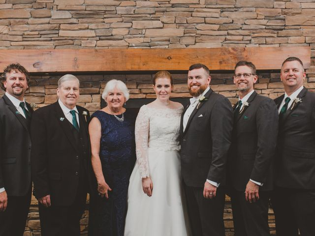 Jonathan and Anne's Wedding in Windham, New York 15