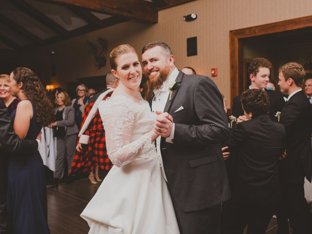 Jonathan and Anne's Wedding in Windham, New York 17